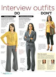 job interview outfit do s and don ts the seattle times