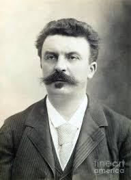 Gi De Mopasan (Guy De Maupassant) (1850-1893). Guy de Maupassant ka lindur më 5 gusht 1850 dhe ka vdekur më 6 korrik 1893. Ai ka qenë një shkrimtar francez ... - 7-guy-de-maupassant-granger