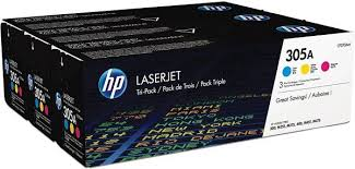 ≡ <b>Картридж</b> лазерный <b>HP</b> LJ 305A Tri-Pack (<b>CF370AM</b>) – купить в ...