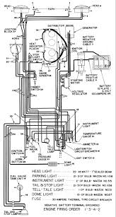ignition system willys jeep parts