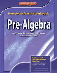 answers to algebra   homework practice workbook worksheets for lbartman com