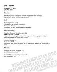 sales clerk resume Professional Resume Examples Sales Clerk Cover Letter Sales Clerk     clerk resume sales retail