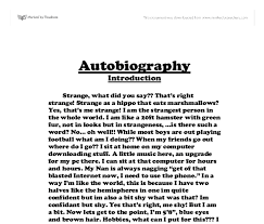 other template category page sawyoocomphotos of autobiography about yourself essay for high school