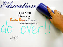 is the key education is the key