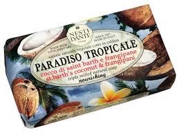 <b>Мыло</b> кусковое Nesti Dante <b>Paradiso Tropicale St</b>.Barth Coconut ...