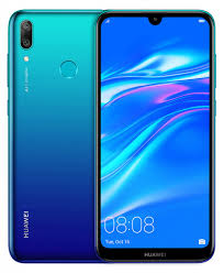 Мобильный телефон Huawei Y7 2019 Blue. Цена ... - ROZETKA