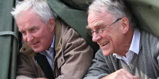 Bill Sundberg och Björn Sprängare njöt av att vara tillsammans med sina ... - mainImage