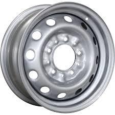 Колесный диск <b>Accuride ВАЗ 21214 5x16/5x139.7</b> D98 ET58 Silver