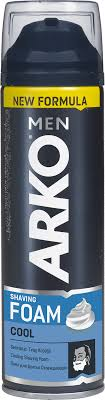 Купить <b>Пена для бритья Arko</b> Men Cool, 200 мл с доставкой по ...