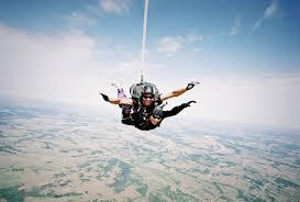 Jose Manuel Aguilera Rioboo: Skydiving