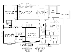 Ivy Crest Hall House Plan   Estate Size House Plans    ivy crest hall house plan   nd floor plan