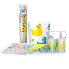 duck bathroom set ideas
