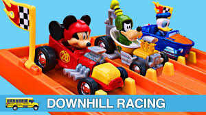 Mickey Mouse Roadster Racers Teaching <b>Colors</b> for Kids Hot ...