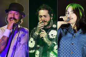 Chili Peppers, Post Malone + <b>Billie Eilish</b> Lead 2020 Hangout Fest