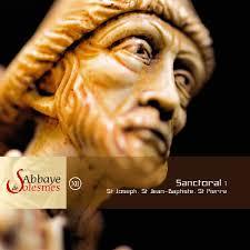 Abbaye solesmes-Sanctoral 1: St <b>Joseph, St</b> Jean-Baptiste, St Pierre - 0002894761452_600