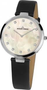 <b>Часы Jacques Lemans</b> 1-2001A: купить <b>Женские</b> наручные часы ...