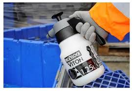 Купить <b>Опрыскиватель HOZELOCK Viton 5102</b> 1,25 л белый ...