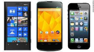 OS ponsel