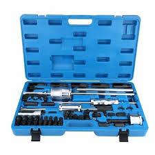 for BOSCH SIEMENS DELPHI 40pc <b>Diesel Injector Puller</b> Remover ...