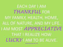 Thankful Quotes. QuotesGram