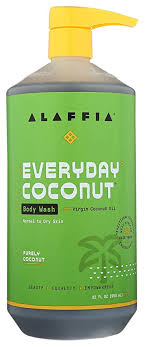 Alaffia - Everyday Coconut Body Wash, Normal to Dry ... - Amazon.com