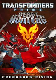 Transformers Prime Beast Hunters: Predacons Rising (TV)