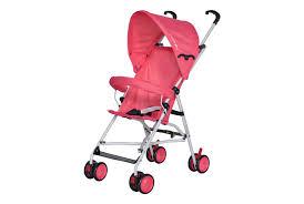 <b>Коляска</b> прогулочная <b>Everflo Simple</b> pink Е 100 розовый