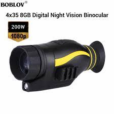<b>BOBLOV 4X35</b> Night vision thermal imaging outdoor <b>infrared</b> ...