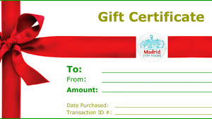 gift certificates madrid city tours pictures