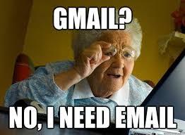 Grandma finds the Internet memes | quickmeme via Relatably.com