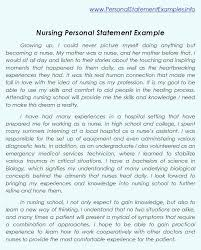 Your nursing personal statement could be the difference between getting your first nurse job and just happytom co