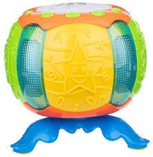 Развивающая <b>игрушка</b> Play <b>Smart</b> Музыкальный барабан ...