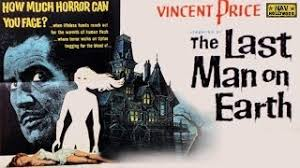 Image result for the last man on earth 1964