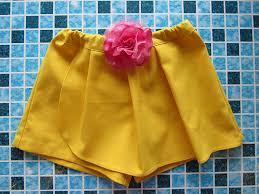 Мастер-класс: <b>юбка</b>-<b>шорты для девочки</b>   Шкатулка