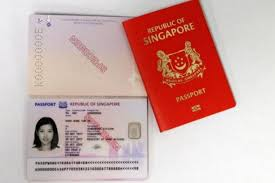 <b>New design</b> for <b>Singapore</b> passport with additional security features ...