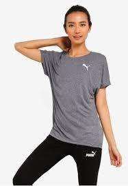 Buy PUMA <b>Sportstyle Core</b> Active Mesh Heather Tee Online ...