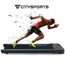 <b>CITYSPORTS</b> Electric Walking Machine 440W Motor, <b>Treadmill</b> ...