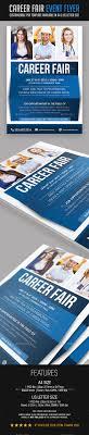 career fair event flyer by soulmemoria graphicriver career fair event flyer events flyers