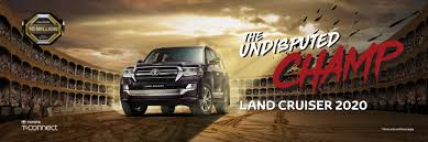 New <b>Toyota Land Cruiser</b> 2020 for Sale in the UAE | Toyota