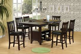 tall dining chairs counter: counter height dining room table sets dining room tables how tall is a dining room table