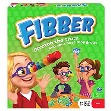 Buy <b>Spin Master Games Fibber</b> Board Game Online at Low Prices in ...