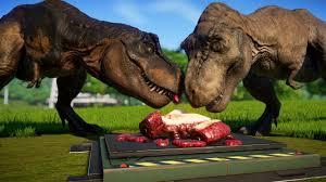 <b>2 T Rex</b> vs <b>2</b> Spinosaurus, <b>2</b> Indominus Rex, <b>2</b> Giganotosaurus, <b>2</b> ...