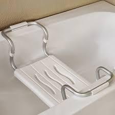 <b>Сиденье для ванны</b> Primanova <b>белое</b>, серебро