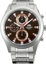 <b>Orient</b> Sporty Quartz <b>UY07002T</b> - купить <b>часы</b> по цене 8020 рублей ...