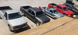 Most Reliable Pickup Truck Four Of The Most Reliable Trucks I39ve Ever Seen Left To Right