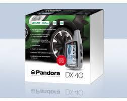 Автомобильная <b>сигнализация Pandora DX</b>-<b>40</b> – Официальный ...