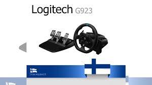 Новый <b>руль Logitech G923</b> для Xbox One и пк купить в Санкт ...