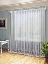 "<b>Тюль Sanpa Home Collection</b> ""Дарсия"", на ленте, цвет: белый ..."