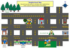 essay on neighbourhood for kids