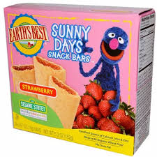 Earth's Best <b>Organic Sunny Days Snack</b> Bars
